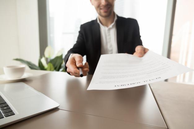 Comment notarié un document si un signataire ne peut pas être présent ?